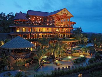 springs resort and spa at arenal review