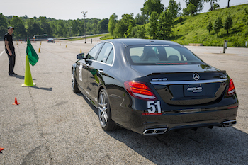 AMG Driving Academy Road Atlanta Review